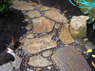 Rock Pathways Endearing Rocks Unlimited  Landscaping With Rocks 2017